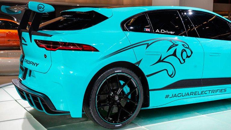 Jaguar elettrica